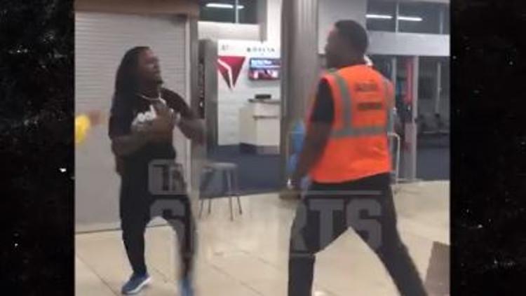 Watch Pacman Jones Fight An Atlanta Airport Employee - New ...