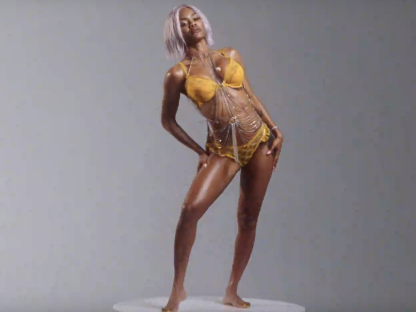 Teyana Taylor Stars In Sultry Agent Provocateur Video Spot ...