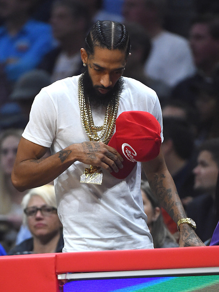 The Game Appalled By LAPD Officers Speaking Foul Of Nipsey Hussle's Parents